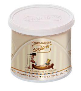 парафин для лица молоко-мёд
