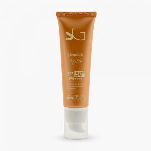Крем фотоблок Dry Skin SPF 50, UVA-1