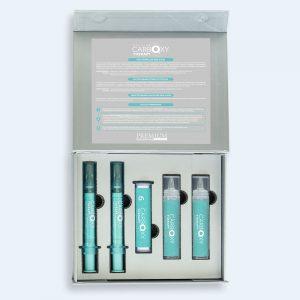 Набор «Peeling carboxy therapy» для лица и шеи-1