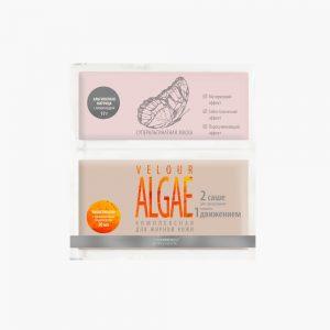 Суперальгинатная маска для жирной кожи «Velour Algae»-1
