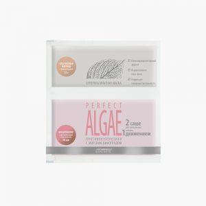 Суперальгинатная маска противокуперозная Perfect Algae-1